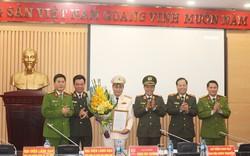 Hà Nội có tân Thủ trưởng Cơ quan Cảnh sát điều tra Công an thành phố