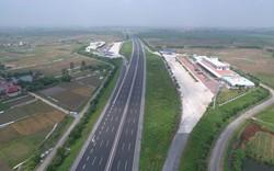 Cao tốc Hà Nội – Hải Phòng: Nghiêm cấm việc ngồi trong xe khi dừng trên đường