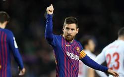 Vẫn cứ là Messi, kỷ lục đẳng cấp bàn thắng thứ 400 tại La Liga