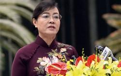 Chủ tịch HĐND TP HCM Nguyễn Thị Quyết Tâm nhận quyết định nghỉ hưu
