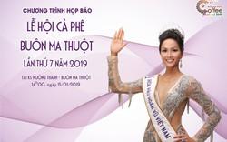 Hoa hậu H'Hen Niê là Đại sứ Truyền thông Lễ hội Cà phê Buôn Ma Thuột lần thứ 7