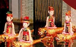 Giới thiệu nghệ thuật rối Việt Nam tới công chúng Ấn Độ