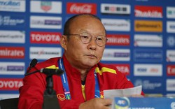 """HLV Park Hang-seo: """"Huy chương vàng SEA Games là một áp lực nhưng khi đã đặt mục tiêu là phải cố gắng hết mình"""""""