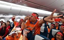 Người hâm mộ bóng đá Việt Nam lên đường sang UAE cổ vũ cho thầy trò HLV Park Hang-seo
