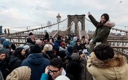 Tăng trưởng ấn tượng của du lịch thành phố New York 2018