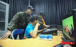 Học sinh THCS trải nghiệm làm đạo diễn, MC truyền hình