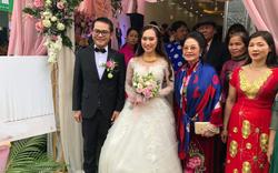 NSND Trung Hiếu bảnh bao đi lấy vợ ở tuổi 46