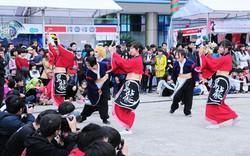Tưng bừng Lễ hội Nhật Bản - Việt Nam lần 6