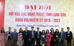 Lạng Sơn: Đại hội Hội Văn học nghệ thuật tỉnh khóa VIII, nhiệm kỳ 2018 - 2023