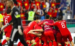 Báo quốc tế chấm điểm tuyển Việt Nam: