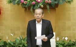 Phó Thủ tướng Trương Hòa Bình: Chúng ta chưa thực hiện nghiêm quy định về trách nhiệm của người đứng đầu