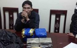 Nghệ An: Bắt giữ đối tượng buôn bán 8 bánh heroin, 3.000 viên ma túy tổng hợp
