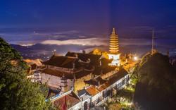 Đầu xuân hành hương tới Hội xuân mở cổng trời Fansipan bái Phật cầu an