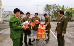Thu giữ 45 kg pháo nổ tại Nghệ An