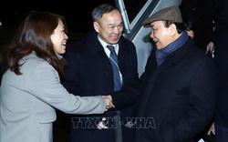 Thủ tướng NguyễnXuân Phúc bắt đầu hoạt động đối ngoại đa phương đầu tiên năm 2019