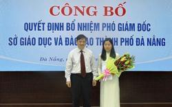 Ai phụ trách Sở GD&ĐT Đà Nẵng sau khi Giám đốc Sở này được điều động làm Bí thư Quận ủy?