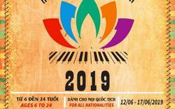 Cuộc thi piano Thành phố Hồ Chí Minh năm 2019