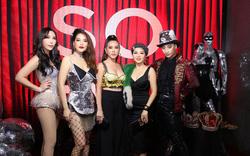Dàn sao Việt tấp nập tới dự tiệc hoành tráng cuối năm của Trương Ngọc Ánh