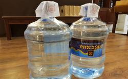 Cơ quan chức năng công bố kết quả kiểm tra vụ nước uống trong trường học ở Hà Nội bị nghi nhiễm khuẩn