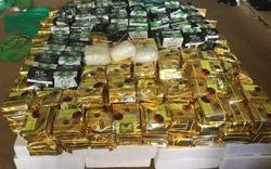 Công an TP HCM: Thu giữ 38kg ma túy các loại