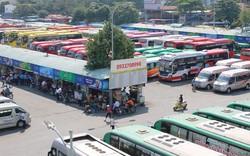 Kiểm tra nồng độ cồn, ma túy đối với tài xế tại bến xe lớn nhất Đông Nam Á