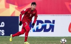 Asian Cup 2019: Quang Hải, Văn Hậu lọt top 5 cầu thủ U21 hay nhất