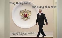 Tổng thống Nga Vladimir Putin: Loạt thắng lợi năm 2018 và khó lường năm 2019