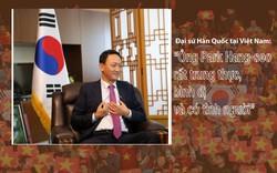 """Đại sứ Hàn Quốc tại Việt Nam: """"Ông Park Hang-seo khiến tôi thấy vị trí của mình bị"""