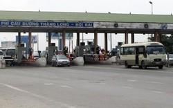 Phó Thủ tướng Trịnh Đình Dũng chỉ đạo xử lý việc cản trở thu phí tại trạm Bắc Thăng Long - Nội Bài
