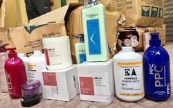 Hải Phòng phát hiện và tiêu hủy hơn 1 tấn mỹ phẩm các loại không rõ nguồn gốc