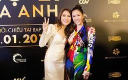 Hoa hậu Thu Hoài diện cây hàng hiệu ấn tượng, tự tin đọ sắc cùng Mỹ Tâm