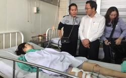 Tình trạng sức khỏe nạn nhân bị thương trong vụ tai nạn ở Long An 4 người chết