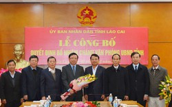 Nhân sự mới 4 tỉnh Lào Cao, Hải Phòng, Đắk Lắk, Đắk Nông