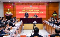 Thủ tướng dự hội nghị triển khai nhiệm vụ 2019 của Bộ NN&PTNT