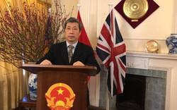 Đại sứ Việt Nam tại Vương quốc Anh Trần Ngọc An: Lực lượng doanh nghiệp người  Việt tại Anh ngày càng tăng về cả số lượng và chất lượng