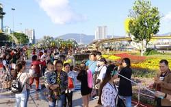 Lượng khách tới Đà Nẵng tham quan, du lịch dịp Tết Nguyên đán tăng mạnh