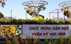 """Lễ hội hoa xuân độc đáo """"Heo vàng gõ cửa"""" diễn ra ở Đà Nẵng"""