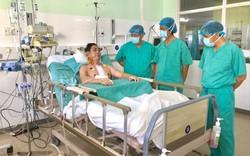 Thêm một hành trình ghép xuyên Việt cứu sống bệnh nhân suy tim giai đoạn cuối