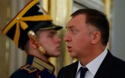 Mỹ lại nóng nguy cơ tỉ phú Nga Oleg Deripaska thể hiện quyền lực