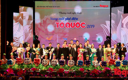 Vang mãi giai điệu Tổ Quốc 2019- Ngợi ca Chủ tịch Hồ Chí Minh