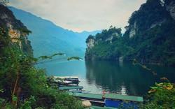 Vẻ đẹp của vịnh Hạ Long trên cạn, hồ Na Hang