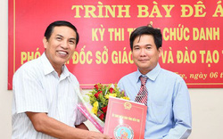 Bến Tre: Trao quyết định bổ nhiệm tân Phó Giám đốc Sở GDĐT từ thi tuyển