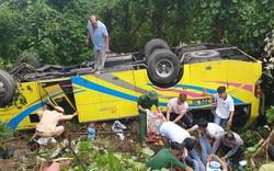 Vụ xe khách chở đoàn sinh viên lao xuống vực ở đèo Hải Vân: Nối cánh tay bị đứt lìa cho nạn nhân