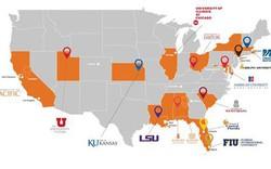 Tư vấn và phỏng vấn học bổng trực tiếp 14 trường đại học top 200 tại Mỹ