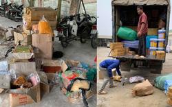 Nghệ An: Bắt giữ 121kg thực phẩm bẩn và 13kg pháo