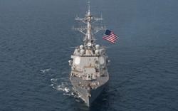 Việt Nam phản ứng khu trục Mỹ đi qua quần đảo Hoàng Sa