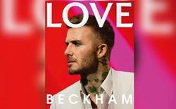Bất ngờ đôi mắt xanh ma mị của cựu cầu thủ David Beckham lại hút hồn các fan