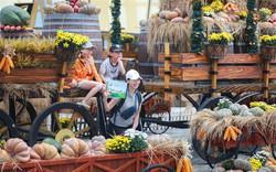 Phiêu du trong lễ hội Halloween huyền bí tại Sun World Ba Na Hills