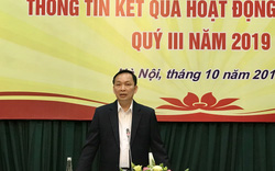 Phó Thống đốc Đào Minh Tú: