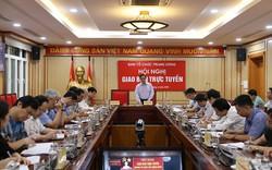 Trưởng ban Tổ chức Trung ương: Kiên quyết cắt bỏ các tổ chức trung gian, giảm đầu mối bên trong, giảm cấp phó